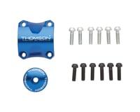 Thomson Stem Faceplate Dress Up Kit (Blue) (For X4) (31.8mm)