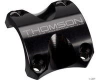 Thomson Replacement X4 Stem Faceplate (Black) (31.8mm Clamp)