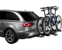 "Image 1 for Thule 9032 EasyFold 1.25"" or 2"" Hitch Rack: 2-Bike"