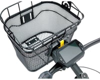 Topeak Front Basket w/ Fixer 3 Handlebar Bracket (Black) | relatedproducts