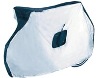 "Image 1 for Topeak Bike Cover for 29 "" MTB Bikes White/Black"