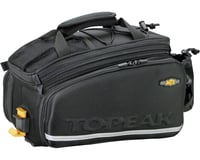 Topeak MTX TrunkBag DXP Rack Bag w/ Expandable Panniers (Black) (22.6 Liter) | relatedproducts