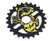 Total BMX Killabee Sprocket (Kyle Baldock) (Black/Yellow)