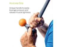 Image 4 for Trigger Point Acucurve Cane (Gray/Orange)