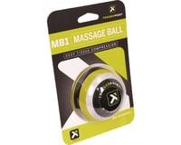"Image 2 for Trigger Point 2.5"" Massage Ball (Green/Black/White)"