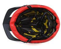 Image 3 for Troy Lee Designs A2 Decoy MIPS Helmet (Grey/Flow Pink) (S)