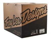 Image 4 for Troy Lee Designs D3 Fiberlite Full Face Helmet (Mono Black) (XL)