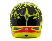 Image 2 for Troy Lee Designs D3 Fiberlite Full Face Helmet (Flo Yellow)
