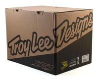 Image 4 for Troy Lee Designs D3 Fiberlite Full Face Helmet (Flo Yellow)