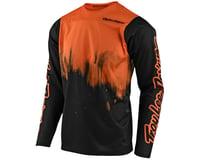 Troy Lee Designs Skyline Long Sleeve Jersey (Diffuze Tangelo/Black)