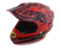Troy Lee Designs Troy Lee 2018 SE4 Factory Youth MIPS Helmet (Red)