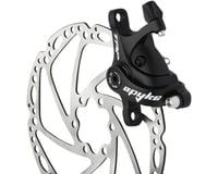 TRP Spyke Disc Brake Caliper (Black) (w/ 180mm Rotor)