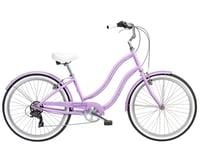 Tuesday August 7 Women's Cruiser Bike (Lilac)