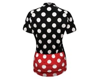 Image 2 for Twin Six Women's Queen of the Mountain Short Sleeve Jersey (Black/White)