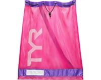 Tyr Mesh Equipment Bag (Pink/Purple)
