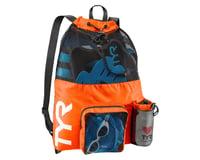 Tyr Big Mesh Mummy Backpack (Orange)