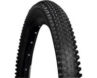 Vee Rubber Vee Tire Co. Crown R-adius Tire - 27.5 x 2.35, Clincher, Folding, Black, 185tpi