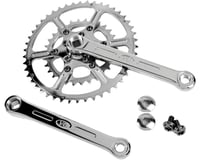 Velo Orange New Rando Crankset (2 x 8-10 Speed) (Square Taper)