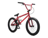 """Image 2 for Verde 2021 Eon XL Bike (21"""" TT) (Matte Red)"""