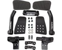 Vision Team Mini Clip On Aero Bars Black