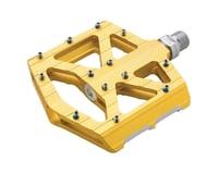 """VP Components All Purpose Pedals - Platform, Aluminum, 9/16"""", Gold"""