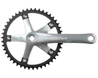 Vuelta Pista Track Bike Crankset (170) (Silver)