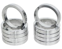 "Vuelta Aluminum Headset Spacers (Silver) (1"") (5mm) 