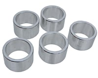 "Vuelta Aluminum Headset Spacers (Silver) (1"") (20mm) 
