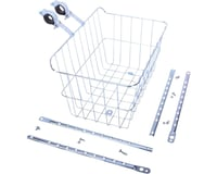 Image 2 for Wald 1512 Front Basket with Adjustable Legs, Silver