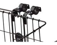 Image 3 for Wald 3339 Multi-fit Rack and Basket Combo (Gloss Black)