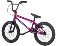 "Image 2 for We The People 2020 CRS 18"" BMX Bike (18"" Toptube) (Metallic Purple)"