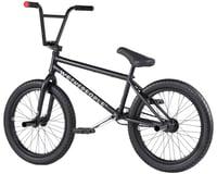 "Image 2 for We The People 2020 Reason BMX Bike (20.75"" Toptube) (Matte Black)"