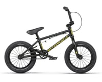 "We The People 2021 Riot 14"" BMX Bike (14"" Toptube) (Matte Black)"
