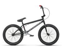 "We The People 2021 CRS FC BMX Bike (20.25"" Toptube) (Matte Black)"