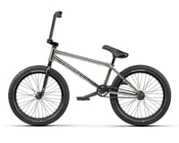 "We The People 2021 Envy BMX Bike (21"" Toptube) (Black Chrome)"