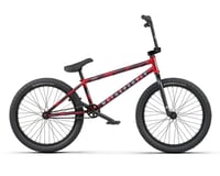 "We The People 2021 Audio 22"" BMX Bike (21.9"" Toptube) (Matte Aqua Red)"
