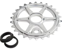 We The People Patrol Sprocket 30t High Polished 23.8mm Spindle Hole With Adaptor