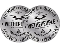 We The People Authorized Dealer Decal