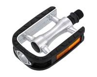 """Wellgo LU-C32 Pedals (Silver) (Aluminum) (9/16"""")"""