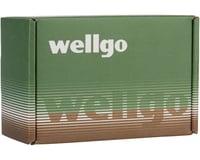 "Image 3 for Wellgo LU-895 Pedals - Platform, Plastic, 9/16"", Black"