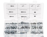 Wheels Manufacturing 6mm Fastener Kit - 310 Pieces, 10 Different Parts, Bolt Len