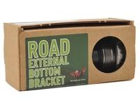 Image 3 for Wheels Manufacturing Road External Threaded Abec-3 Bottom Bracket (Shimano)