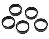 "Image 1 for Wheels Manufacturing 1 1/8"" Headset Spacer (Black) (5) (10mm)"