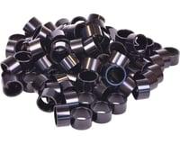 "Wheels Manufacturing Bulk Headset Spacers 1-1/8"" x 20mm Black, Bag of 100"