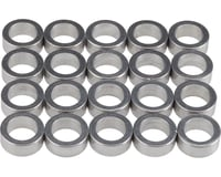 Wheels Manufacturing 5.0mm Aluminum Chainring Spacers (Bag/20)