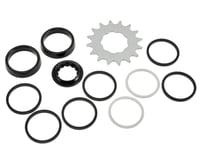 Wheels Manufacturing SSK-2 Single Speed Conversion Kit (Black) (16T)