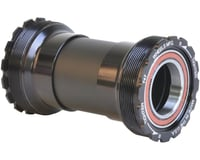 Wheels Manufacturing Inboard Bottom Bracket (Black) (T47)