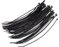 Wheels Manufacturing Zip Ties (Black) (100)