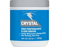 White Lightning Crystal, clear grease -16oz (1lb) tub