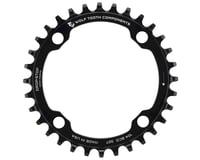 Wolf Tooth Components Drop-Stop Chainring (Black) (104 BCD) (32T)